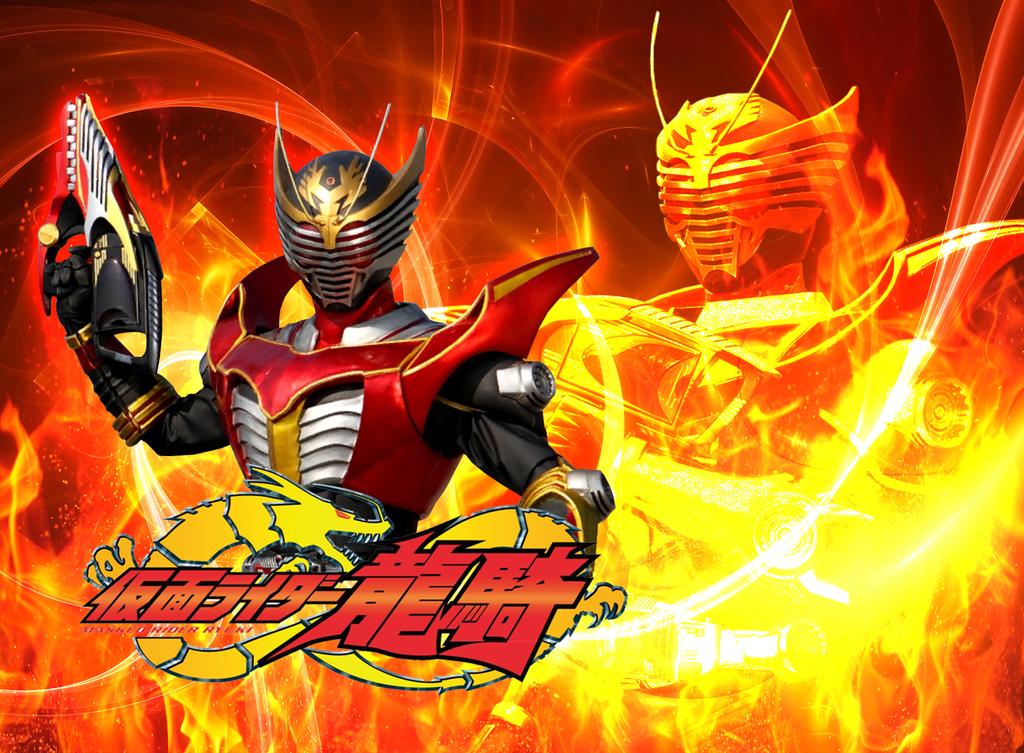 Kamen Rider Ryuki Survive Form Wallpaper by malecoc on ...