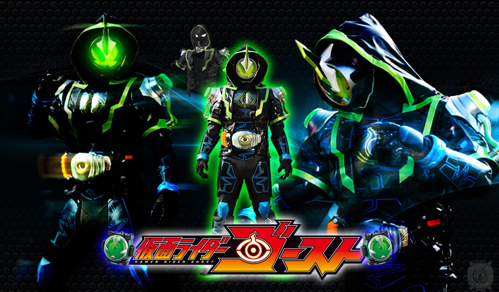 Kamen Rider Necrom: Kamen Rider Necrom Specter ( Spectre ) Wallpaper By