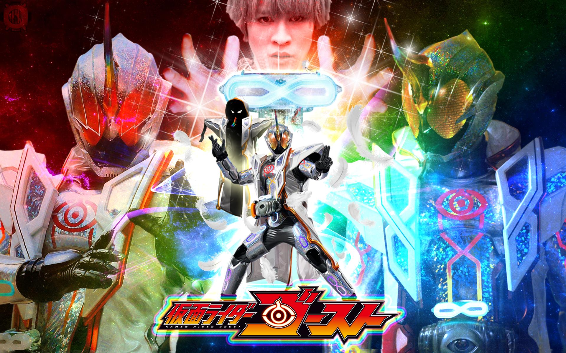 Kamen Rider Ghost Mugen Damashii Wallpaper by malecoc on DeviantArt