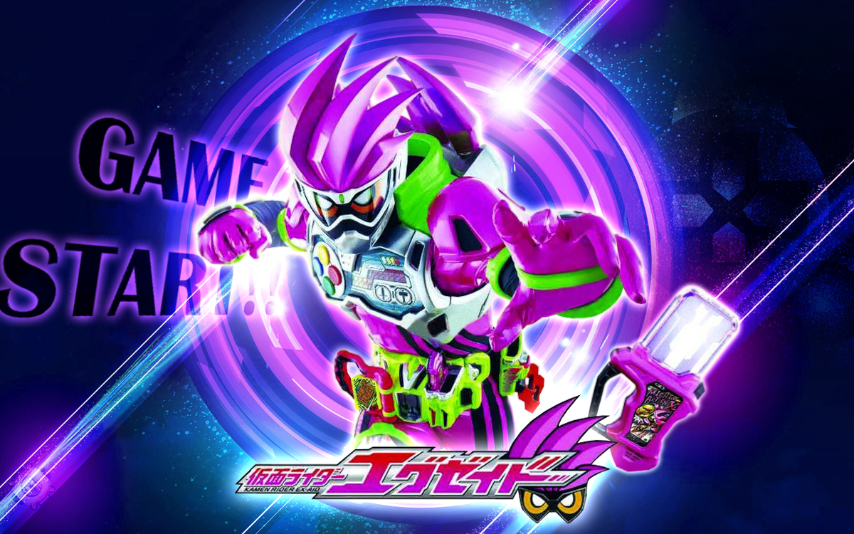 Kamen Rider Ex Aid Action Gamer Level 2 Wallpaper By Malecoc On