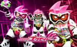 Kamen Rider Ex-Aid Action Gamer Level 1 Wallpaper