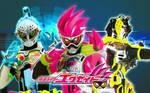 Kamen Rider Ex-Aid - Brave - Snipe Wallpaper