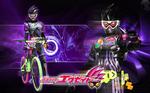 Kamen Rider Genm Action Gamer Level 2 Wallpaper