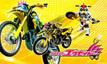 Kamen Rider Lazer Bike Gamer Wallpaper