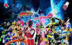 Kamen Rider Ex-Aid x Uchu Sentai Kyuranger