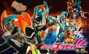 Kamen Rider Ex-Aid Double Action Gamer Level XX