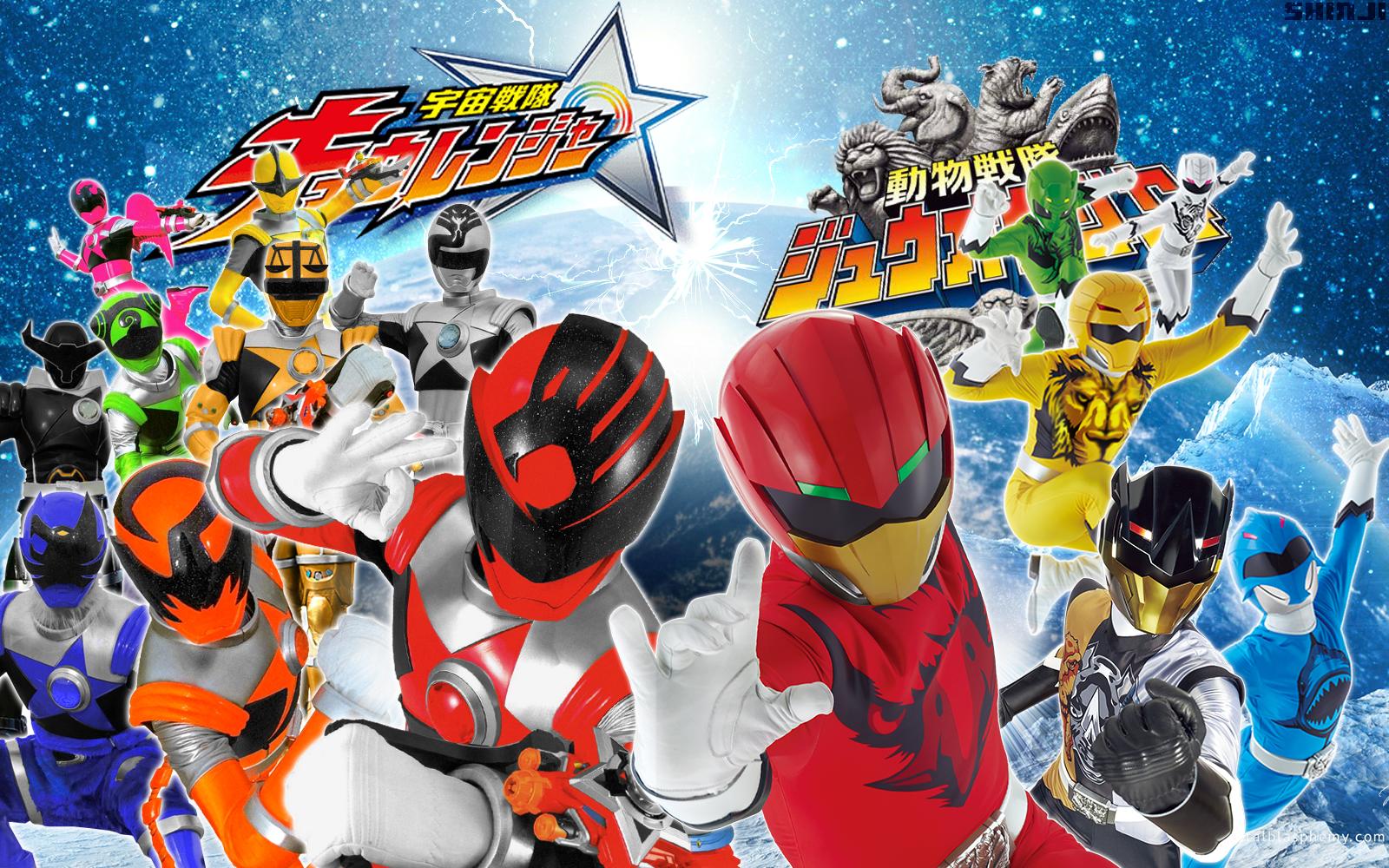 Doubutsu Sentai Zyuohger x Uchu Sentai Kyuranger by