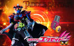 Kamen Rider Brave Fantasy Gamer Level 50 Wallpaper