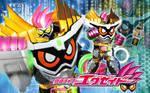 Kamen Rider Ex-Aid Maximum Gamer Level 99