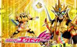 Kamen Rider Ex-Aid Hyper Muteki Gamer Wallpaper