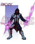 Arcane Character Designs - Arcane by RAM-Horn