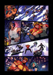 Night Wolf Comic Book Issue #2 Page 22 Colors by RAM-Horn