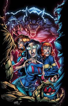 Night Wolf Issue #1 Keystone Comic Con Exclusive