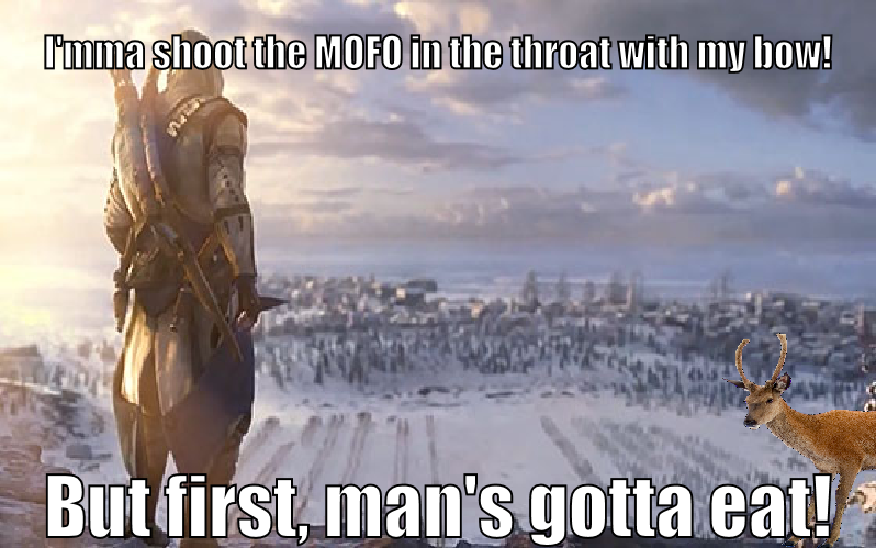Assassin S Creed 3 Meme By Dannyboy978 On Deviantart