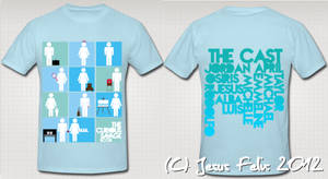 The Curious Savage T-shirt