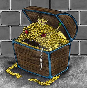 Treasure Chest Mimic