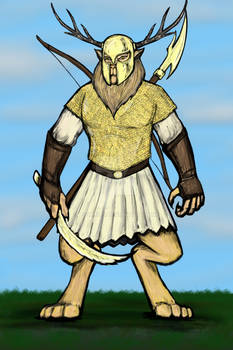 Nippur Bronzearm