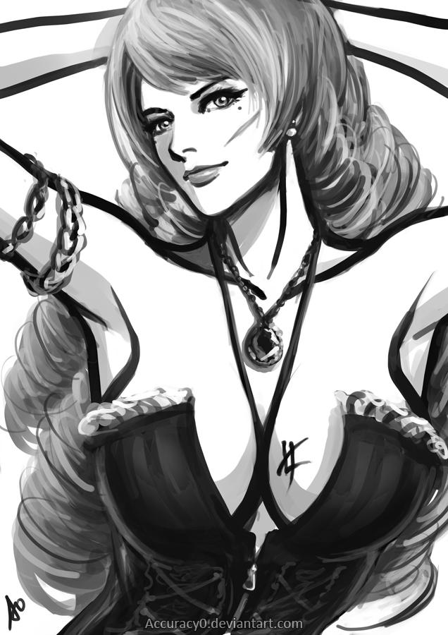 Lucy by borjen-art