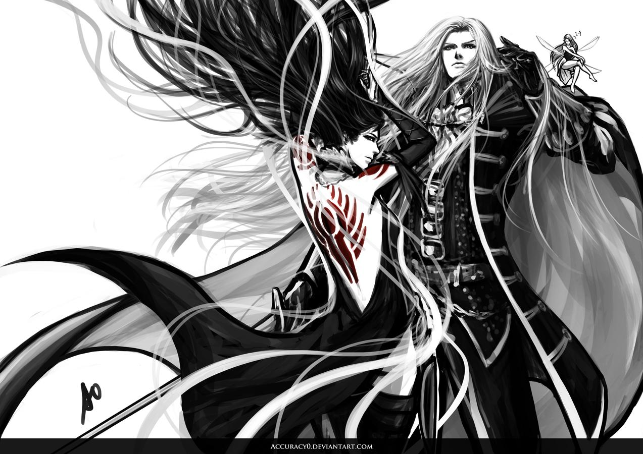 Castlevania: Symphony of Ecclesia by borjen-art on DeviantArt
