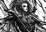 Queen Of Blade - Fire in the Sky