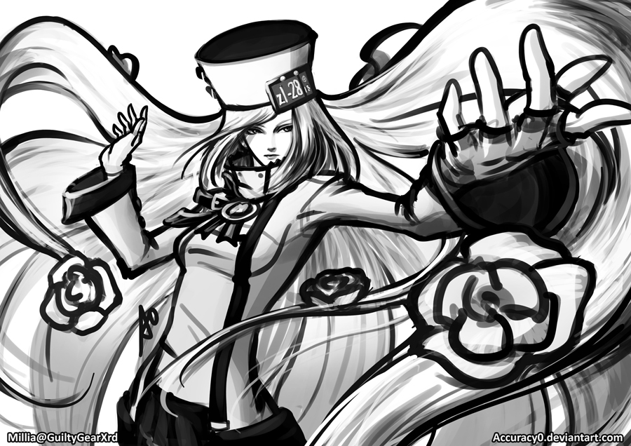 Millia Xrd by Accuracy0