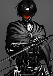 Metal Gear Rivaille