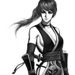 Kasumi Black