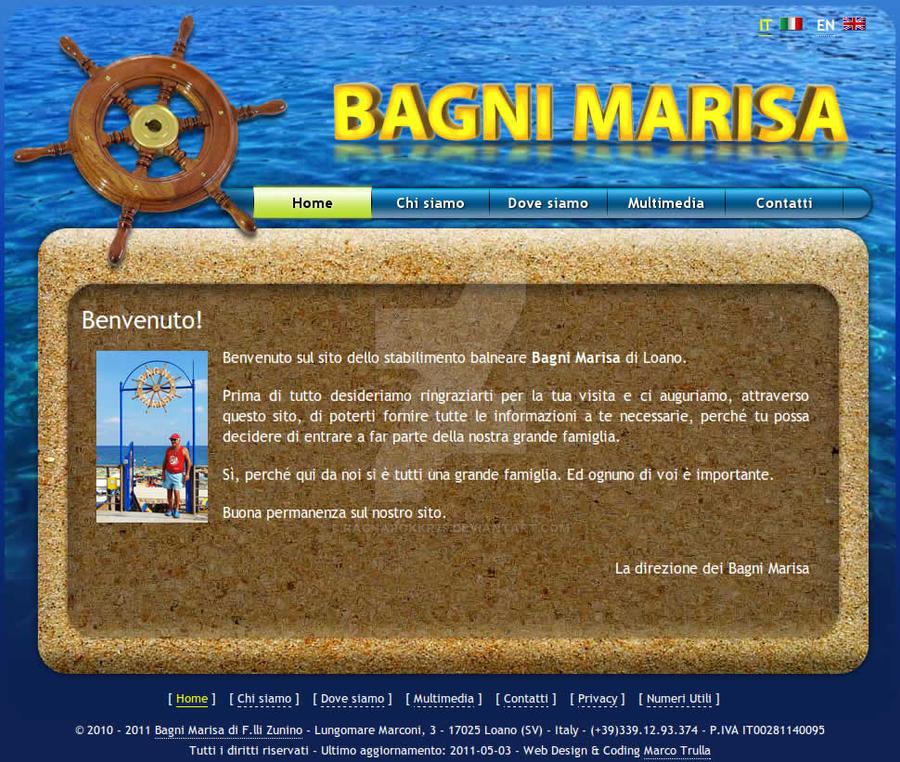 Bagni Marisa Home Page by Ragnarokkr79