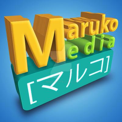 Maruko Media Logo by Ragnarokkr79