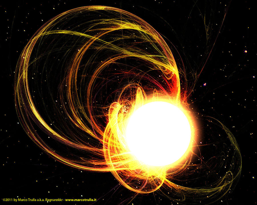 Energy Planet by Ragnarokkr79