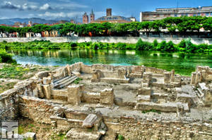 Ancient Roman Baths | Albenga