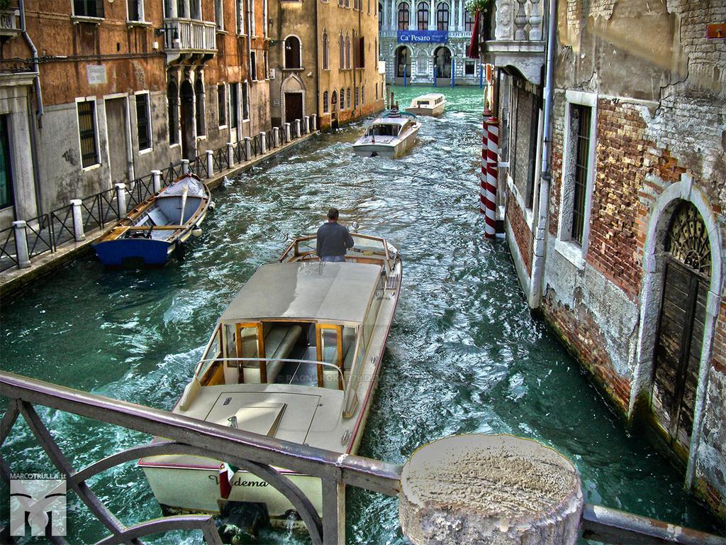 Rio di Noale | Venezia by Ragnarokkr79