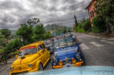 Raduno Fiat 500 - 2008 No. 18 | Garlenda