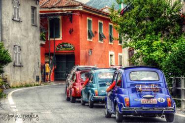 Raduno Fiat 500 - 2008 No. 65 | Garlenda