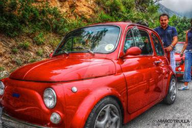 Raduno Fiat 500 - 2008 No. 80 | Garlenda
