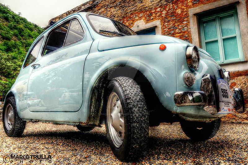 Raduno Fiat 500 - 2008 No. 105 | Garlenda by Ragnarokkr79