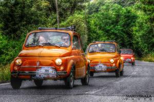 Raduno Fiat 500 - 2008 No. 157 | Garlenda