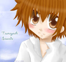 :KHR: Chibi Tsunayoshi Sawada by AllenInokami