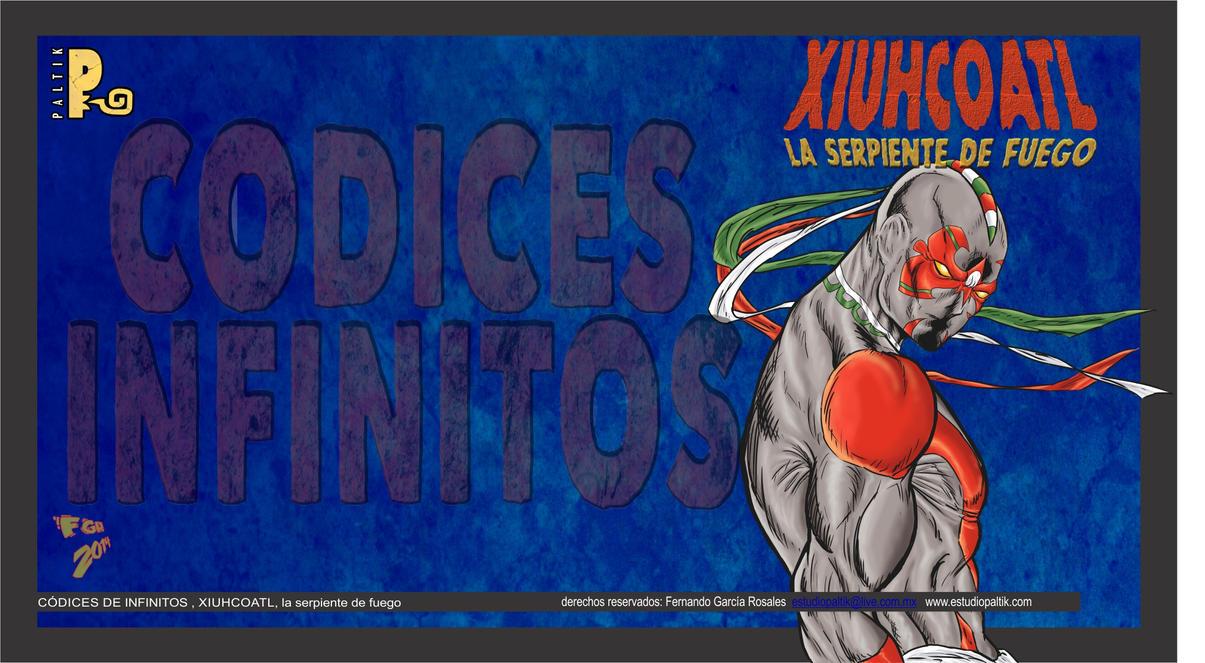 fondo xiuhcoatl-codices infinitos by terminus70