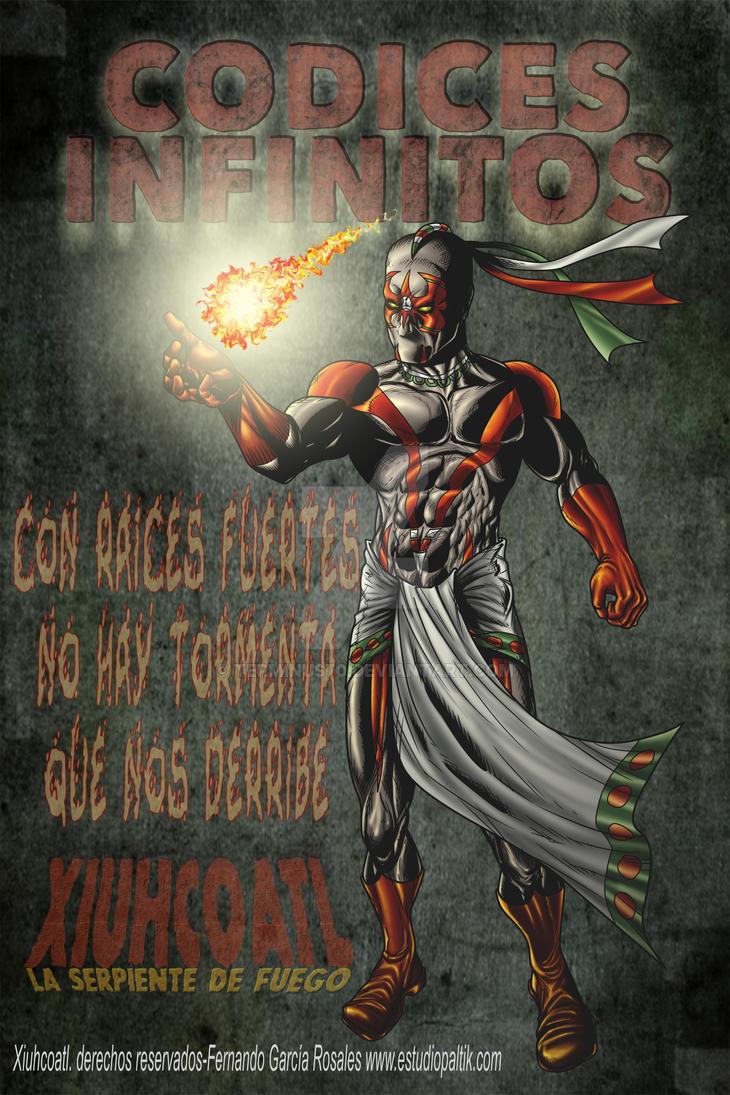 promo xiuhcoatl la serpiente de fuego by terminus70