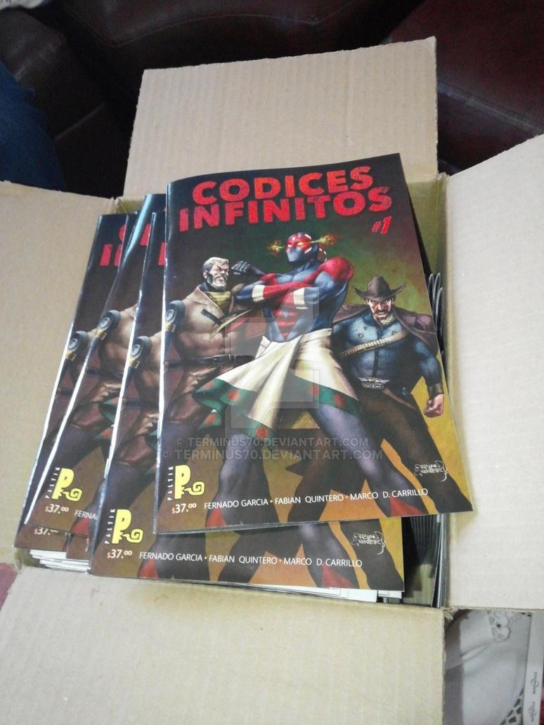 codices infinitos 1 publicado by terminus70