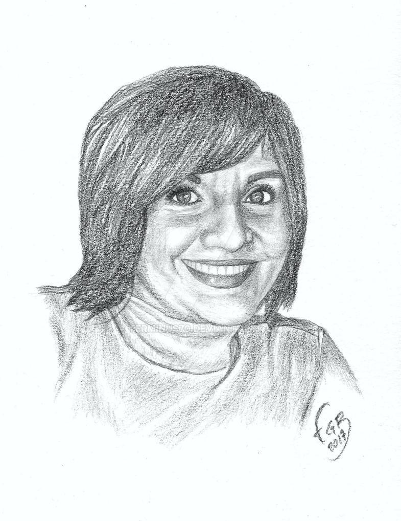 portrait Lorena by terminus70