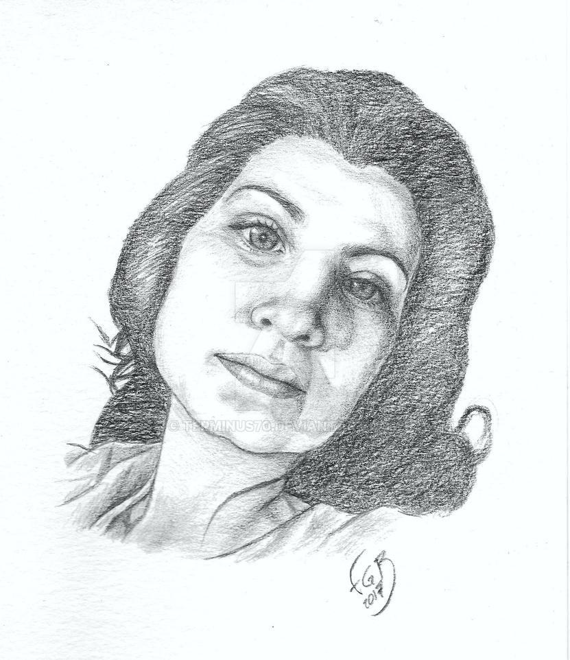 a portrait by terminus70