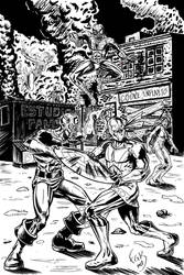 xiuhcoatl vs marvel zombies