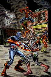 xiuhcoatl vs marvel zombies 02