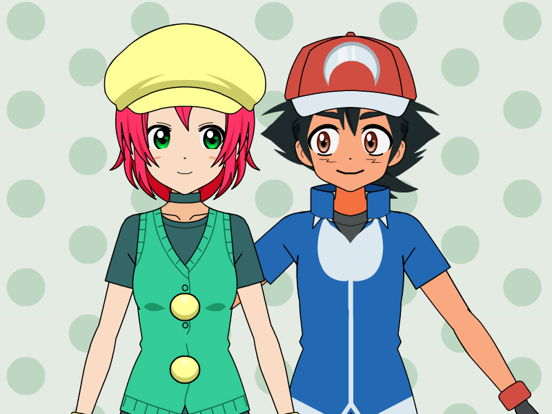 Georgia pokemon with ash ketchum by taylanwintersoldier on deviantart georgia pokemon with ash ketchum by taylanwintersoldier altavistaventures Choice Image