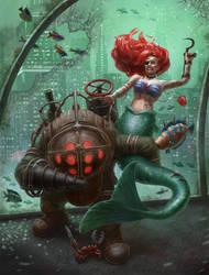 Under the sea by Neskvik