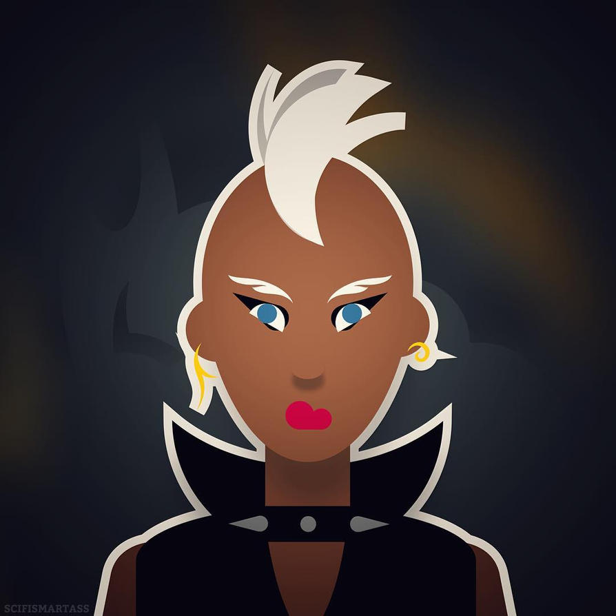 Storm! by SciFiSmartass