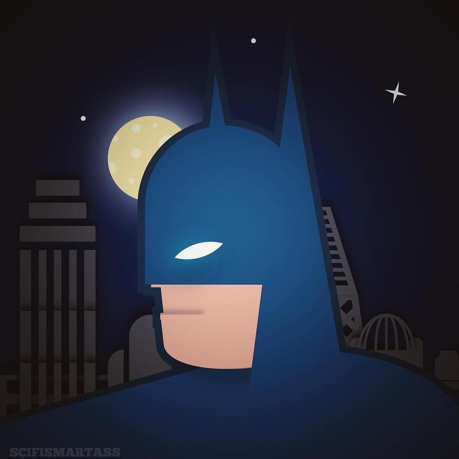 Gotham Knight. by SciFiSmartass