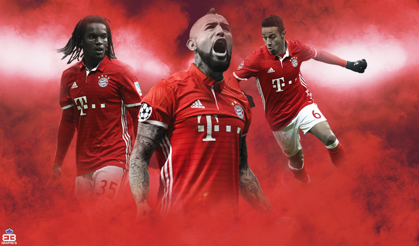 Bayern Munich Wallpaper By EriongraphicOfficial